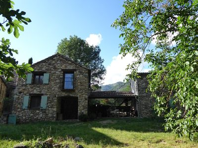 Photo for Le Petit Moulin, tranquil renovated watermill