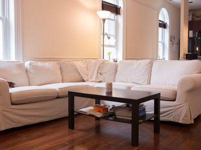 Photo for Philly Home with Instant Access within Walking Distance of Art Museum