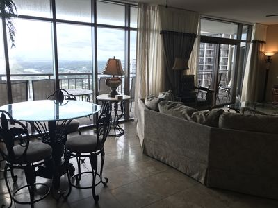 Photo for 5BR/5BA Luxury Oceanfront Condo, Sprawling Living Area & Kitchen. Sleep Up To 14