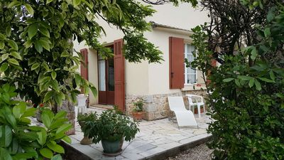 Photo for Beautiful Villa 72 M2, Large Garden, 3 stars 200 M Village 1. 5 km from the beaches