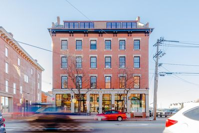 Converted 1850's warehouse. All office space except your penthouse at the top!