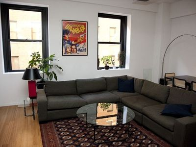 Photo for Luxury 2BR/2BA Loft in the Heart of Brooklyn and 5 Min to City