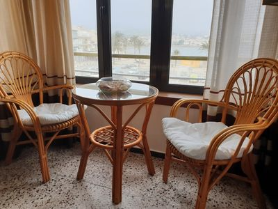 Photo for Apartment with sea views in the Port of Llançà - 5325