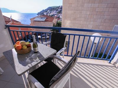 Photo for Sunny Family Friendly Apartment -The Best Selection in Dubrovnik County!