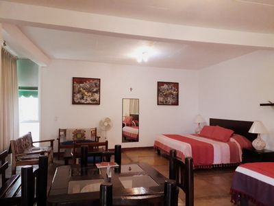 Photo for VILLA OAXACA: CHARMING ACCOMMODATION AND OUT OF CONVENTIONAL.