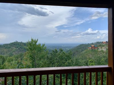 Photo for At the Top: Great views! New to Vrbo
