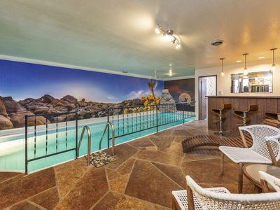 Photo for NEW- The Central Clique- w/Private Indoor Pool
