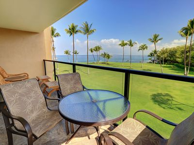 Photo for Gorgeous Views & Interior - Starting @ $279/nt - Kihei Surfside #314