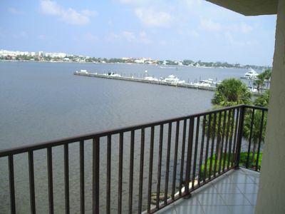 Photo for AWESOME WATER VIEWS FROM THIS SOUTH FLORIDA CONDO!