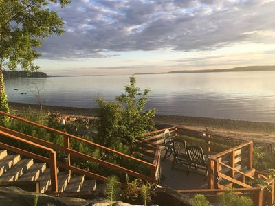Photo for 1BR Cabin Vacation Rental in Vashon, Washington