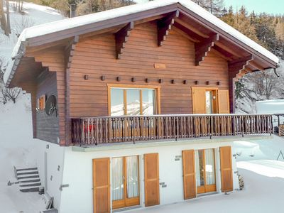 Photo for Chalet Ipsos for 8 people with 15% skipass discount