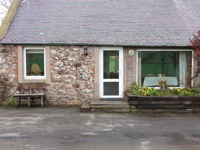 Photo for BOTHY COTTAGE, pet friendly, with open fire in Coldingham, Ref 951558