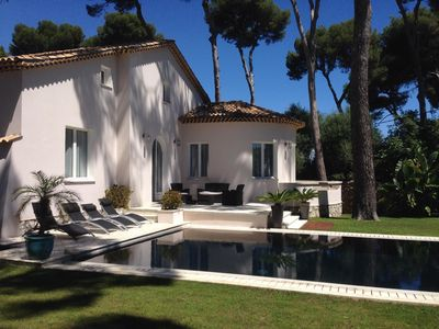Photo for 5BR Villa Vacation Rental in Antibes, Provence-Alpes-Côte d'Azur