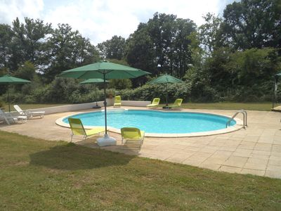 Photo for Large and spacious with all modern appliances and a 9x4.2 m pool