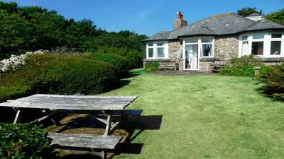 Photo for A Hidden Gem -- Cornish Cottage with Private Shared Valley and Beach - REDUCTION