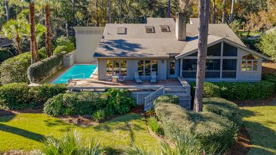 Photo for 108 Baynard Cove - Located in the Heart of Sea Pines! Minutes to Harbour Town