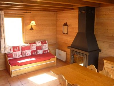 Photo for Chalet Pra-Loup, 2 bedrooms, 6 persons