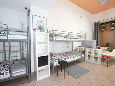 Photo for 5 minutes walking (500m) distance from the main city square and pedestrian zone.