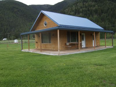 Photo for 1BR Cabin Vacation Rental in Superior, Montana