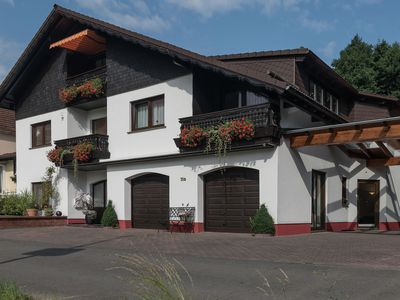 Photo for Comfortably furnished apartment in Mossautal, in the Odenwald