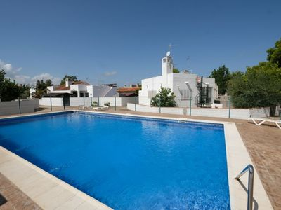 Photo for 3 bedroom Villa, sleeps 7 in Riumar with Pool, Air Con and WiFi