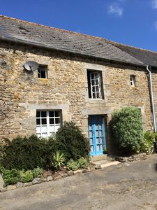 Photo for Cottage in Le Millet, Ploeuc L'Hermitage, Cotes D'Armor, Brittany, France