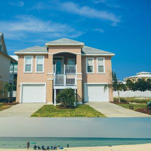 Photo for GREAT LOCATION easy access to Water on Both Sides of this clean comfortable home