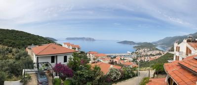 Photo for Dream apartment in Kas with panorama view + complete equipment.