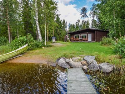 Photo for Vacation home Sieralahden lomakylä, nr 1 in Savonlinna - 6 persons, 2 bedrooms