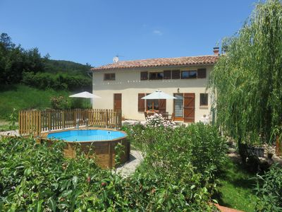 Photo for cottage in the countryside in the heart of Cathar country