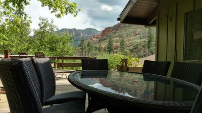 Photo for Beautiful Home In The Heart Of Oak Creek Canyon