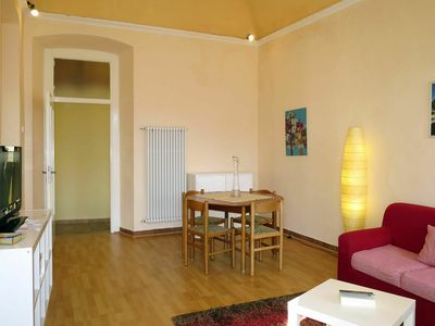 Photo for Cosy apartment for 4 guests with TV and pets allowed