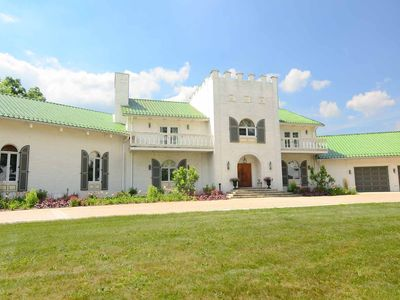 Photo for The Herrington- Largest Rental Estate in MD w/ Private Pool, Home Theater