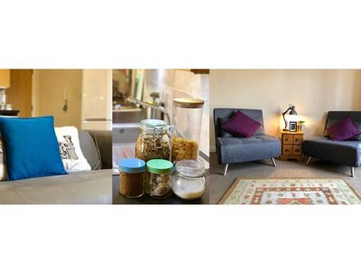Photo for 1 bed apartment in Central Cardiff Close to Stadium & Castle with Parking