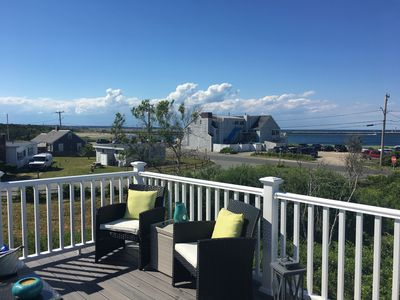 Photo for Wake Up And Enjoy Your Coffee Overlooking Town Neck Beach!!!!!