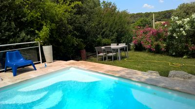 Photo for For rent villa in Provence 9 people