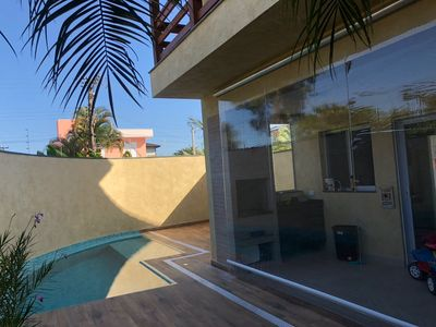 Photo for Beautiful House in Condominium with Private Pool - 3 Suites - 2 Vacancies - Juquehy