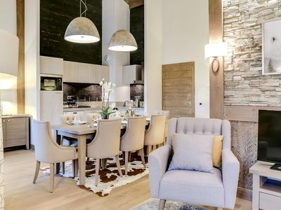 Photo for Carré Blanc 140: 4 rooms with contemporary atmosphere