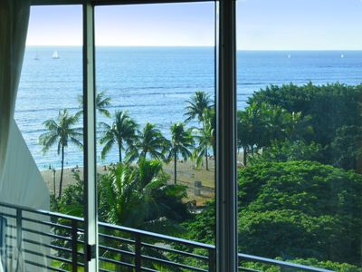 Photo for Grand Opening Discount - Renovated Studio - Awesome Unobstructed Ocean Views