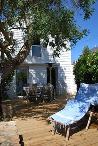 Photo for Beach house with enclosed garden, 100 m from the beach of Sillon
