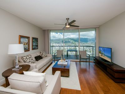 Photo for Luxury Living at the Allure in Waikiki (30 Nights Minimum Stay)