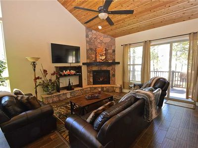 Photo for Sunset Ridge: 4 BR / 3.5 BA  in Shaver Lake, Sleeps 10