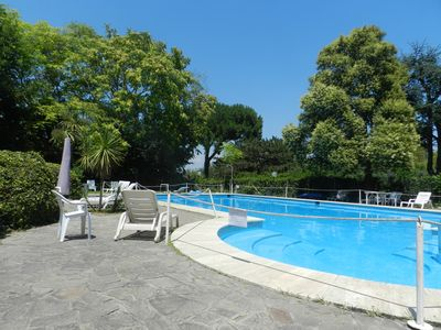 Photo for Two bedroom apartment in Rome with swimming pool - San Pietro / Vaticano