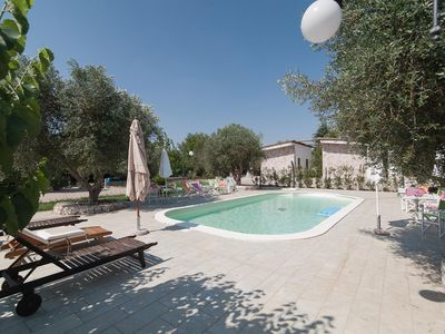 Photo for Holiday Home Le Crie Air and Pool