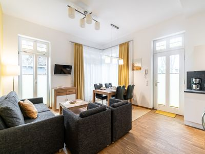 Photo for Apartment mussel in the Baltic Sea Domizil Sandburg