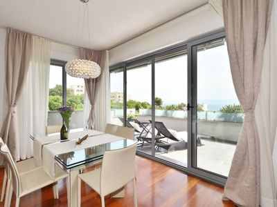 Photo for Luxury penthouse close to beach