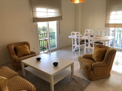 Photo for New apartment, comfortable, central and bright. Ideal for four people.