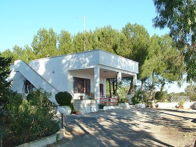 Photo for 2 bedroom Villa, sleeps 4 in Carovigno with WiFi