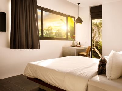Photo for Private Bungalow-Free wifi-in City