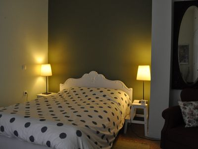 Photo for KAISARIANI - VERY QUIET APARTMENT 20 MINUTES FROM THE CITY CENTER